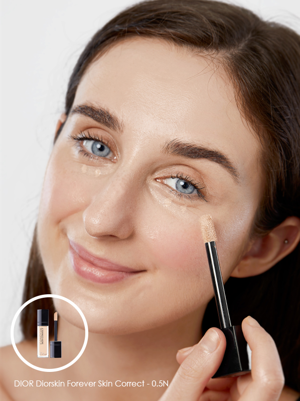minimal makeup essentials: DIOR Diorskin Forever Skin Correct