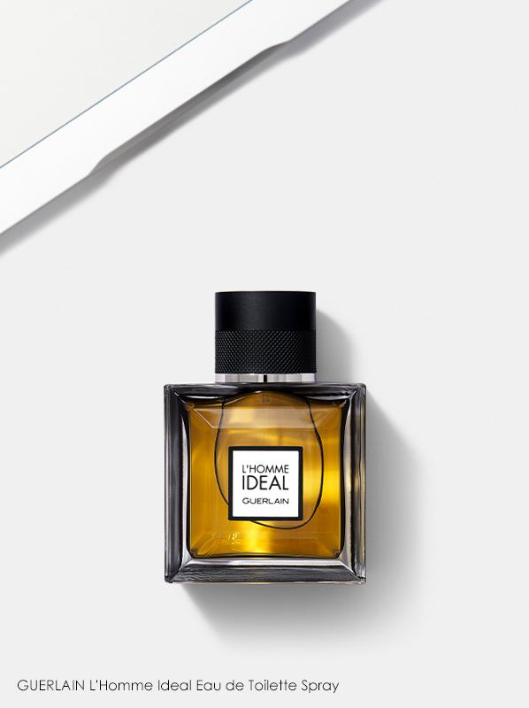 Black Fragrance: GUERLAIN L'Homme Ideal Eau de Toilette Spray