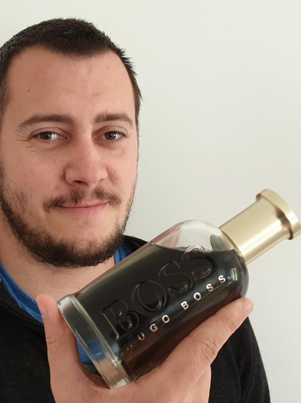 October beauty favourites: HUGO BOSS BOSS Bottled Eau de Parfum Spray Richard
