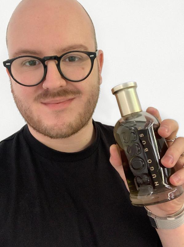 October beauty favourites: HUGO BOSS BOSS Bottled Eau de Parfum Spray