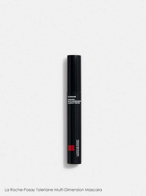 La Roche-Posay Toleriane Multi-Dimension Mascara in a French Pharmacy makeup edit