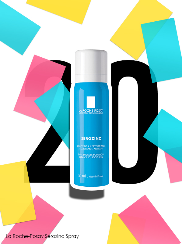 La Roche-Posay Serozinc Spray for Escentual 20th birthday bestsellers
