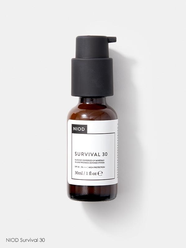 Niod Skincare Guide: Survival 30