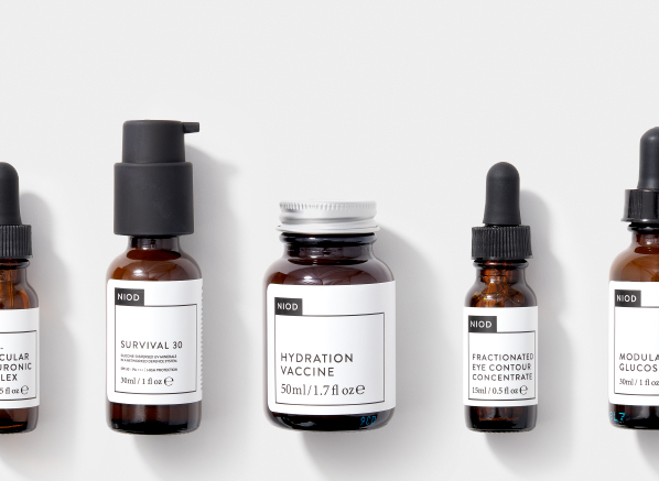 Your Guide To NIOD Skincare