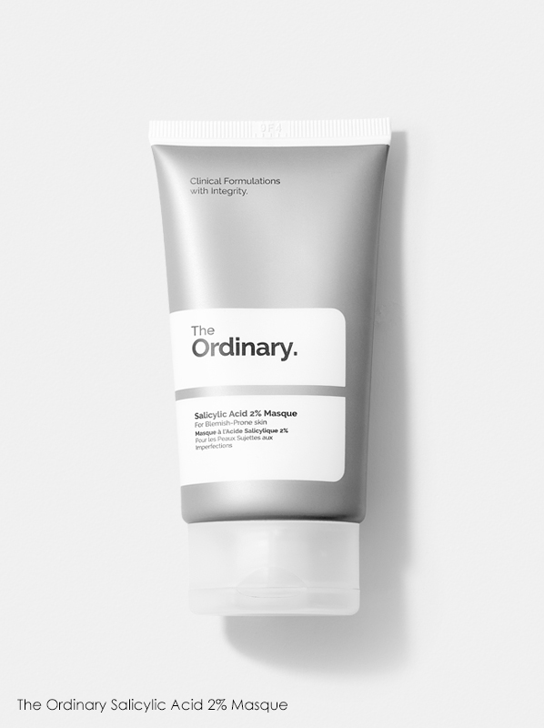 Best Ordinary Skincare Review: The Ordinary Salicylic Acid 2% Masque