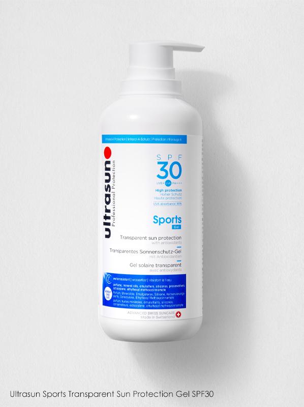 Ultrasun Best Sellers Guide: Ultrasun Sports Transparent Sun Protection Gel SPF30