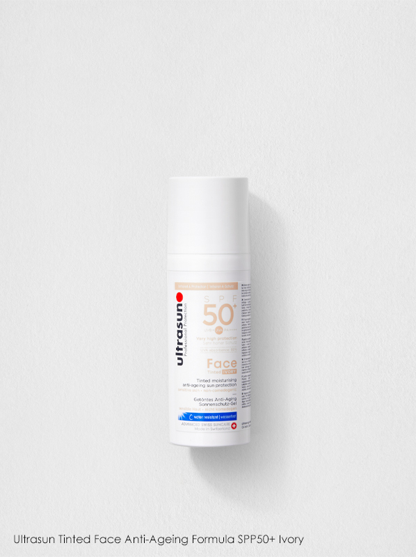 Ultrasun Best Sellers Guide: Ultrasun Tinted Face Anti-Ageing Formula SPF50+ Ivory