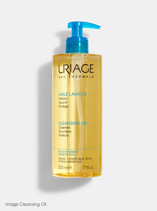 Uriage Cleansing Oil in a review of best selling uriage products