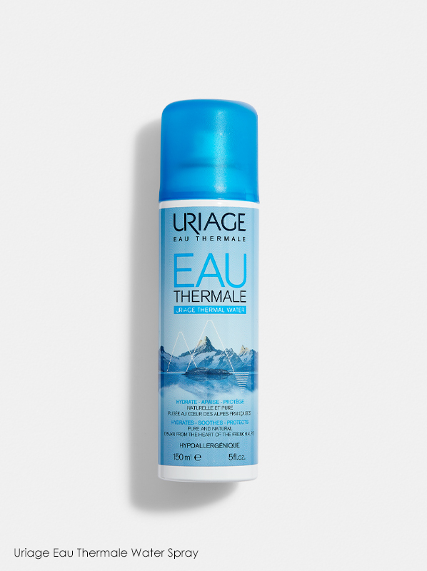 Uriage Eau Thermale Water Spray in a review of best selling uriage products