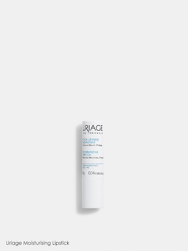 Uriage Moisturising Lipstick in a review of best selling uriage products