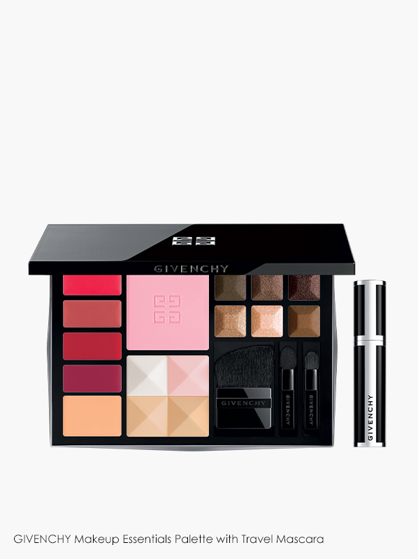 Escentual Best Black Friday Makeup Deals: GIVENCHY Makeup Essentials Palette with Travel Mascara