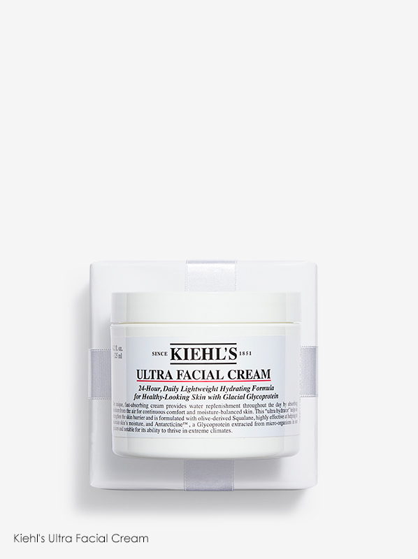 Covetable Christmas Gifts: Kiehls Ultra Facial Cream