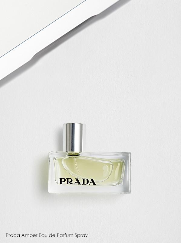 best patchouli fragances: Prada Amber Eau de Parfum Spray