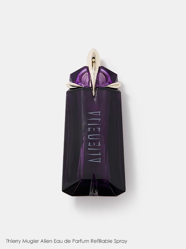 A Mugler review which features Thierry Mugler Alien Eau de Parfum Refillable Spray
