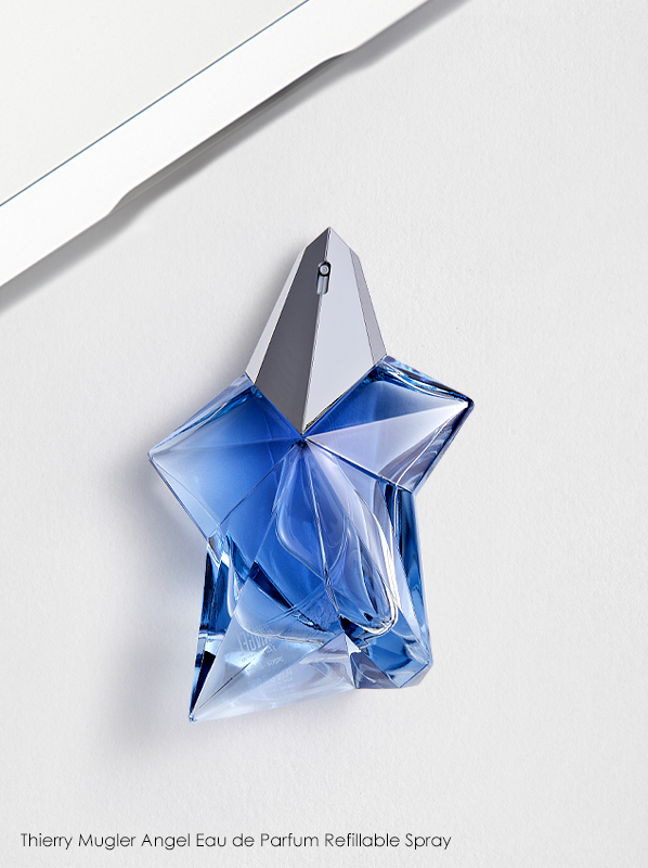 best patchouli fragrances: Thierry Mugler Angel Eau de Parfum Refillable Spray