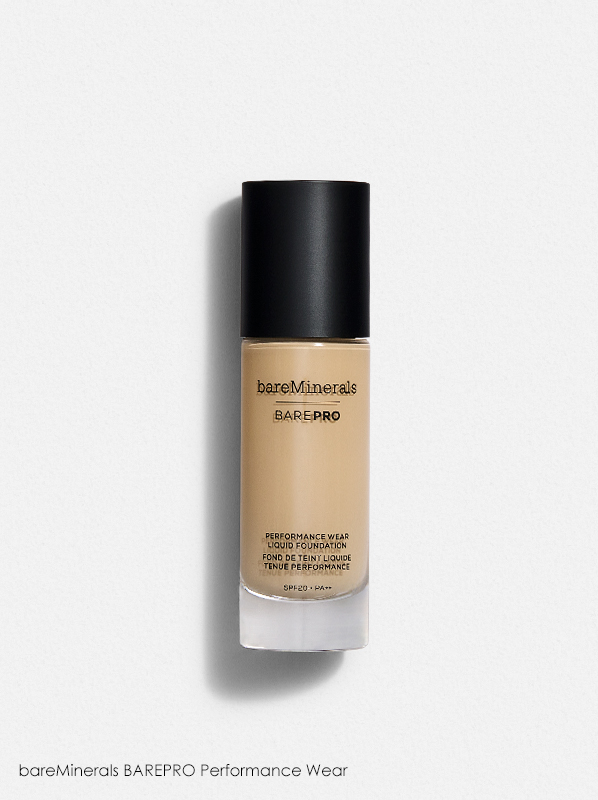 bareMinerals Best-Sellers; bareMinerals BAREPRO Performance Wear Liquid Foundation SPF20 30ml