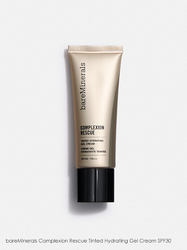bareMinerals Best-Sellers; bareMinerals Complexion Rescue Tinted Hydrating Gel Cream SPF30