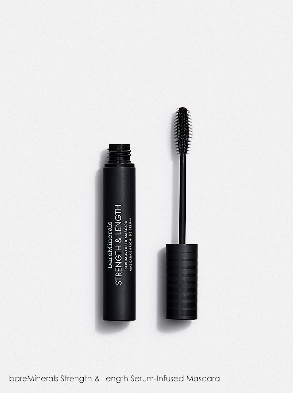 bareMinerals Best-Sellers; bareMinerals Strength & Length Serum-Infused Mascara Black