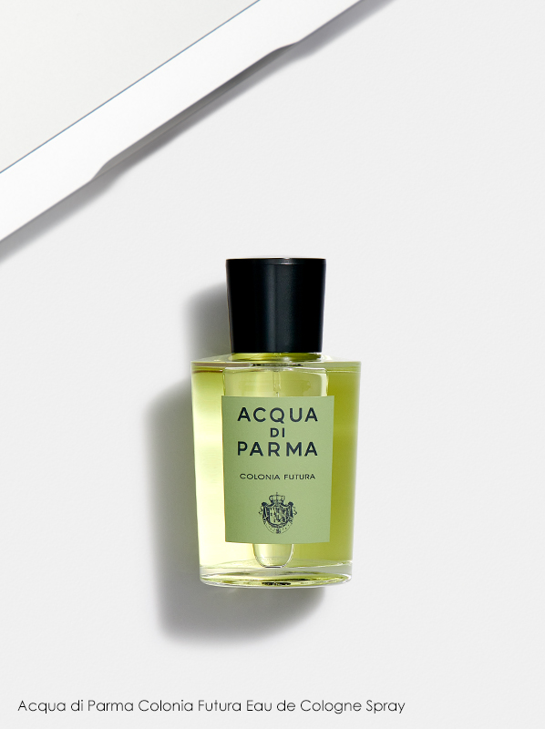 Fragrance Stories; Acqua di Parma Colonia Futura