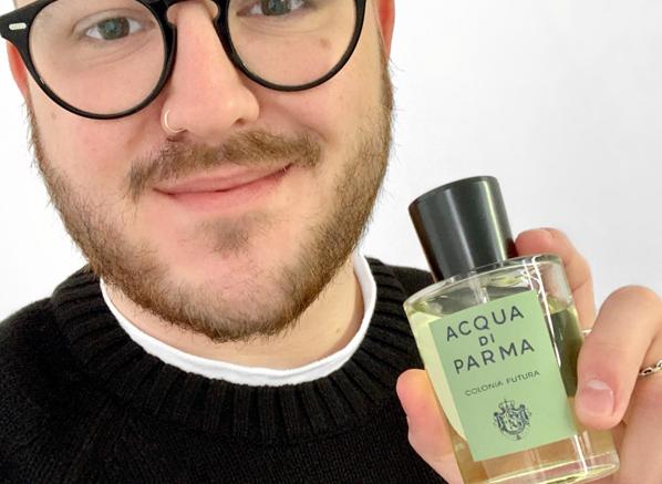 Ben 2020 yearly favourite: Acqua di Parma Colonia Futura Eau de Cologne Spray