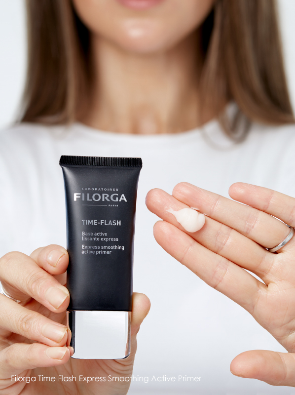 How do I get rid of Forehead Wrinkles? Filorga Time Flash Express Smoothing Active Primer