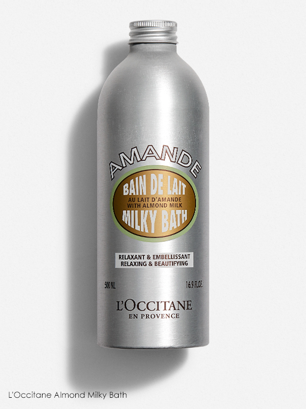 best gifts for mums; L'Occitane Almond Milky Bath