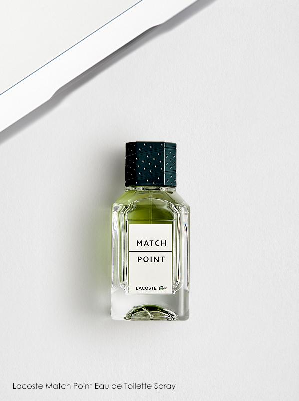 Aromatic Fragrances; Lacoste Match Point Eau de Toilette Spray