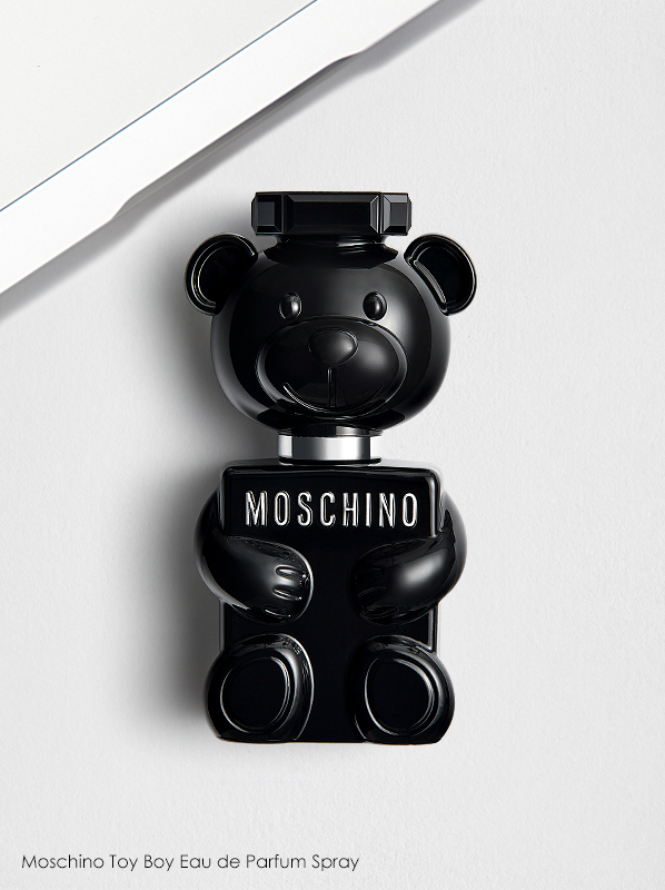 What is a spicy fragrance? Moschino Toy Boy Eau de Parfum