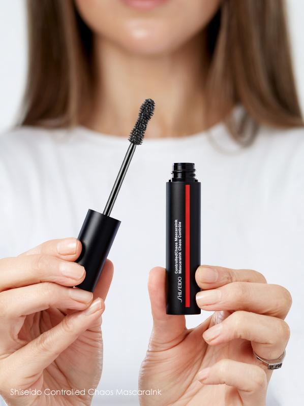 3 Best Volumising Mascaras - Shiseido Controlled Chaos MascaraInk
