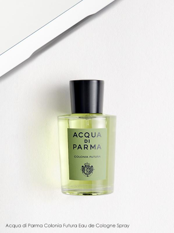 How Can Fragrances Be Sustainable; Acqua di Parma Colonia Futura Eau de Cologne Spray