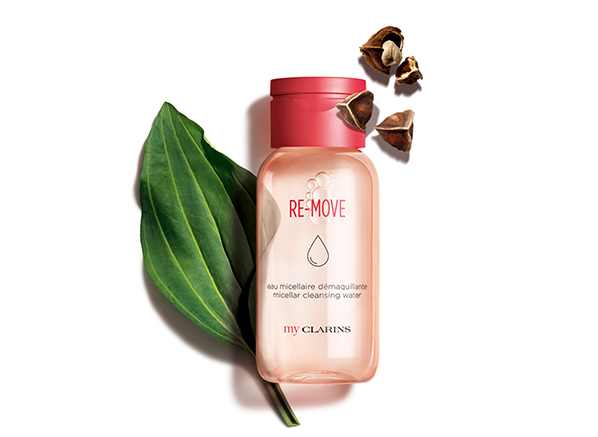 review of Clarins My Clarins Re-Move Micellar Cleansing Water 200ml