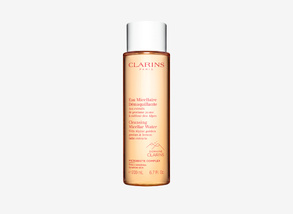 Clarins Cleansing Micellar Water...