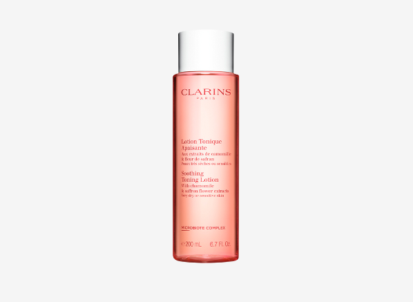 Clarins Soothing Toning Lotion Review
