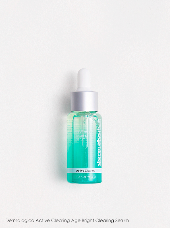 Top Tech Terms To Look Out For - Dermalogica Active Clearing Age Bright Clearing Serum