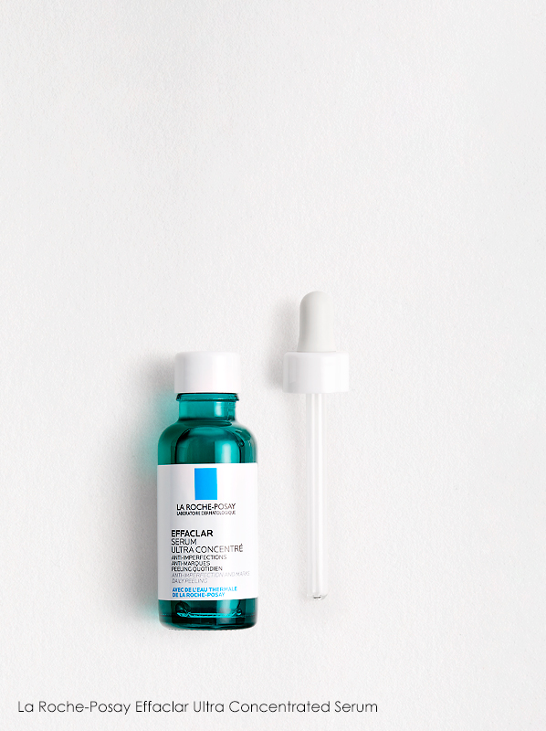 Discover What's New In French Pharmacy: La Roche-Posay Effaclar Ultra Concentrated Serum