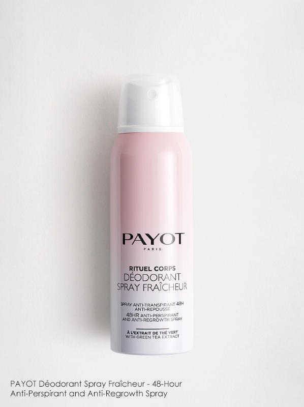 PAYOT Deodorant Fraicheur in a French Pharmacy multipurpose skincare edit