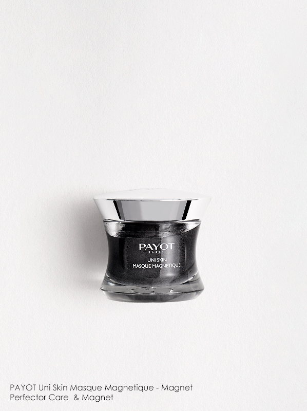 Discover What's New In French Pharmacy: Payot Uni Skin Masque Magnetique - Magnet Perfector Care & Magnet