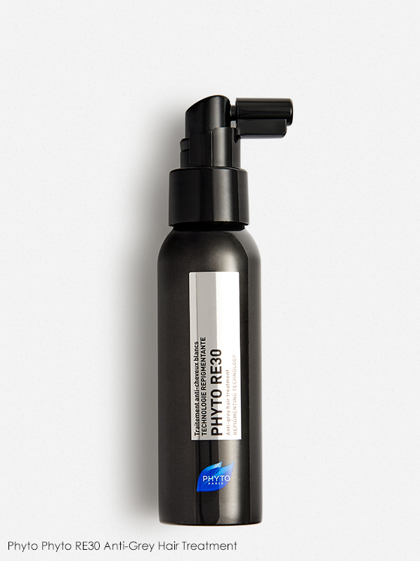 The Natural Hair Care Brand You Need To Know About: Phyto Phyto RE30 Anti-Grey Hair Treatment