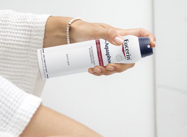 Review of Eucerin Aquaphor Body Ointment Spray