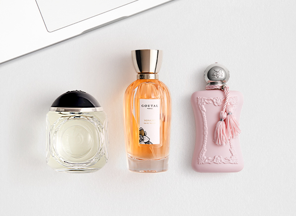 Best Mood-Boosting Fragrances; dunhill Century, Annick Goutal Songes, Parfums de Marly Delina