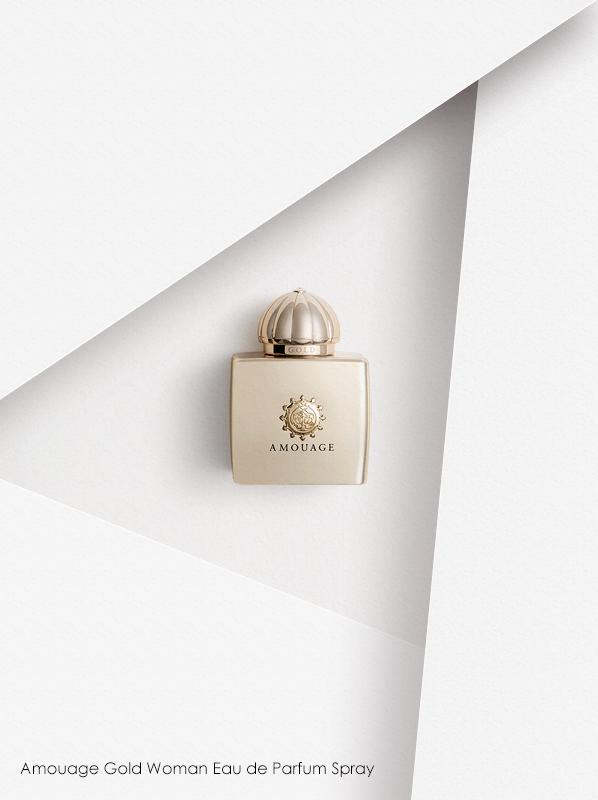 Best Niche Fragrances; Amouage Gold Woman Eau de Parfum Spray