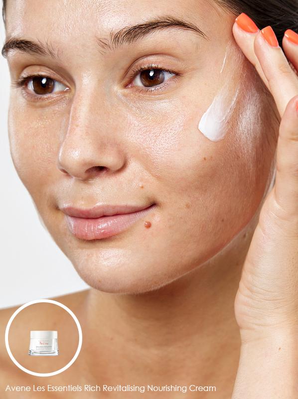 Best Antioxidant Skincare - Vitamin E - Avene Les Essentiels Rich Revitalising Nourishing Cream