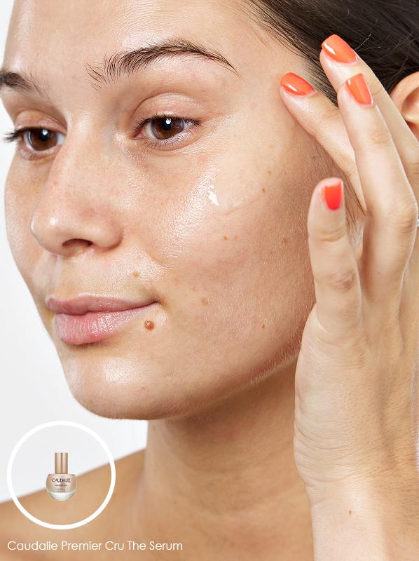 Best Antioxidant Skincare - Polyphenols - Caudalie Premier Cru The Serum