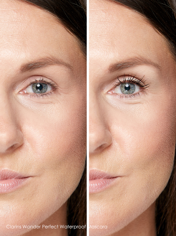 3 Of The Best Waterproof Mascaras: Clarins Wonder Perfect Mascara 4D Waterproof