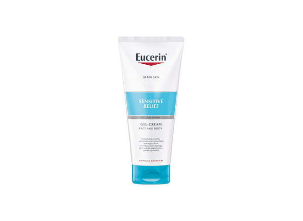 Eucerin Sensitive Relief Gel-Cream...