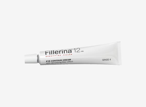 Fillerina 12HA Densifying-Filler Eye Contour Cream Grade 4 - Review