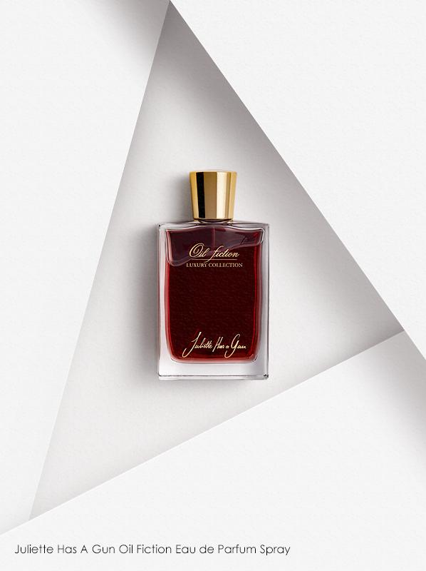 Best Niche Fragrances; Juliette Has A Gun Oil Fiction Eau de Parfum Spray