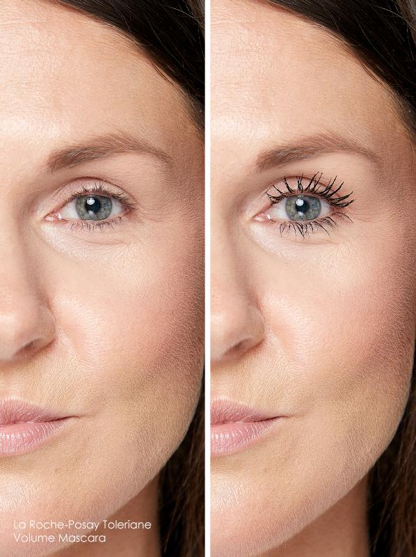 3 of the Best Mascaras for Sensitive Eyes That Won't Irritate: La Roche Posay Toleriane Volume Mascara