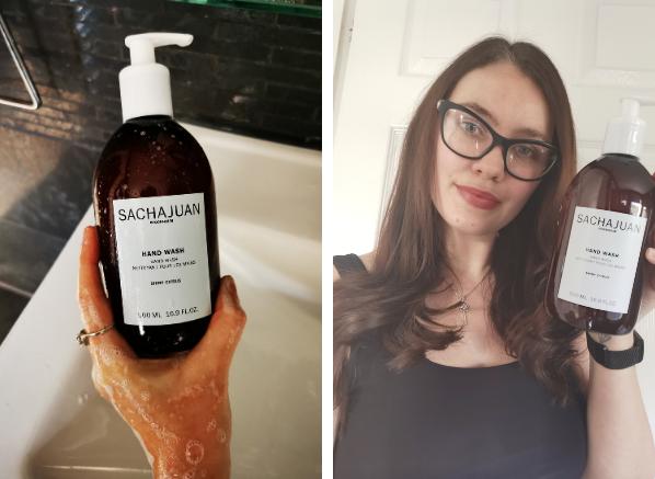 New beauty February 2021: Sachajuan Hand Wash - Shiny Citrus