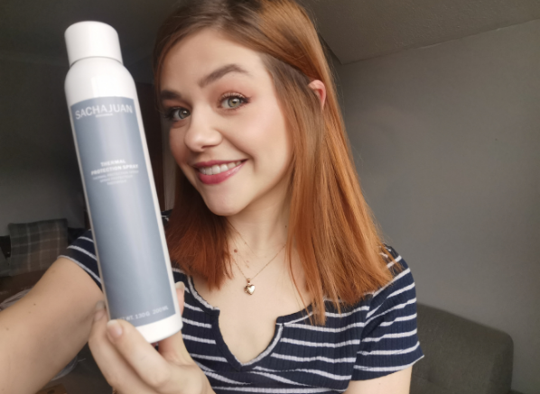 Sachajuan Thermal Protection Spray - Review